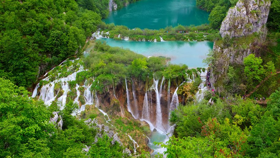 Full day Plitvice lakes tour